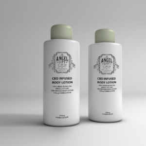 cbd infused lotion